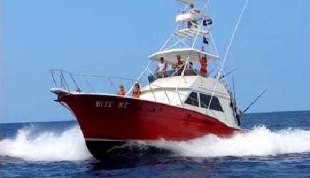 big island fishing charter