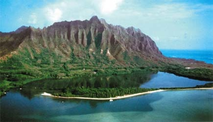 ancient hawaiian fishpond
