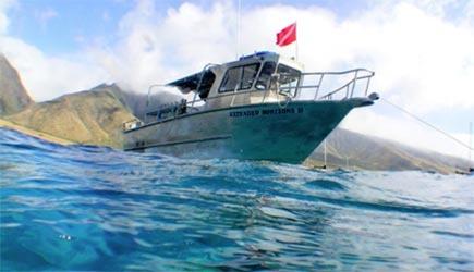 extended horizons scuba