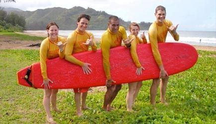 hanalei surfing adventures
