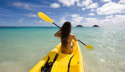 AdventureInHawaii com | Oahu Kayak Tours - AdventureInHawaii com