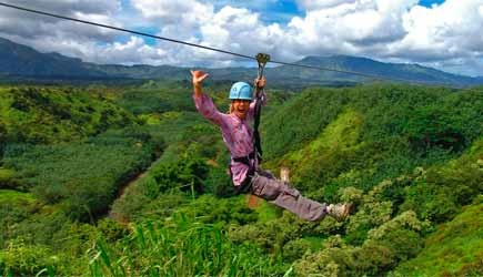 kauai backcountry zipline