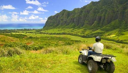 kualoa ranch atv