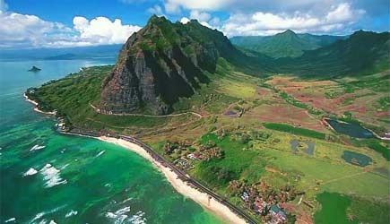 maui helicopter tours with Kualoa Ranch on Hawaiian Lei Greetings Aloha Friday also Pearlharbor furthermore West Maui Molokai Helicopter Tour furthermore Explore by island moreover Beaches.