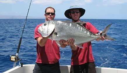 Maui ocean fun for Maui sport fishing