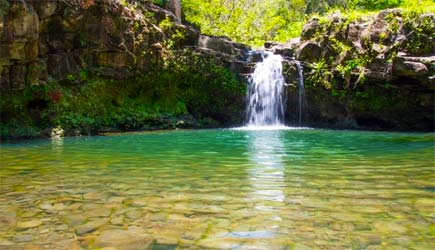 Adventureinhawaii Com Waterfalls Of Maui