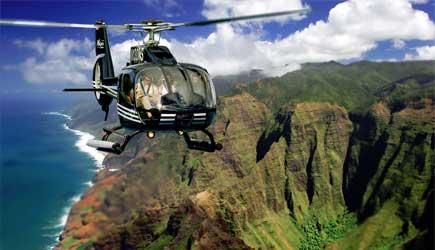 Adventureinhawaii Com Princeville Airport Helicopter