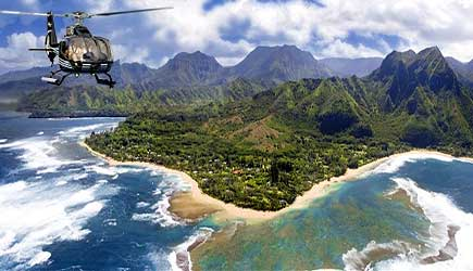 Ultimate Kauai Helicopter Adventure 55Min