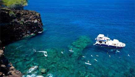 hula kai snorkel tour