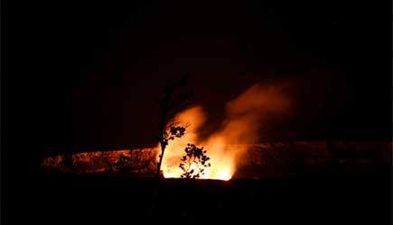 Evening Volcano Adventure