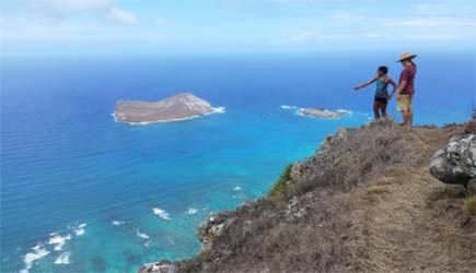 East Oahu Cliffs