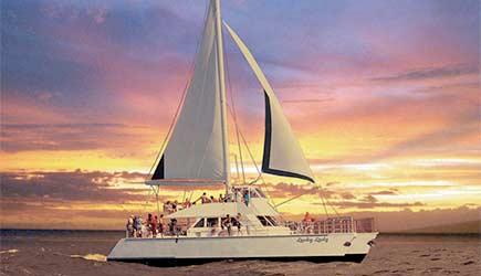 Na Pali Sunset Cruise