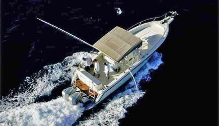 Xian Speedboat