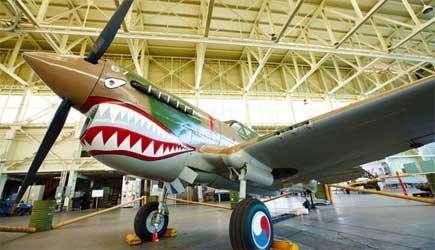 Pacific Aviation Museum